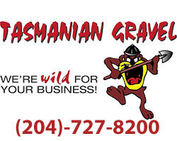 Tasmanian Gravel Ltd. We're wild for your business